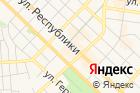 Акура на карте