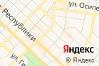 Тюменская федерация фехтования на карте