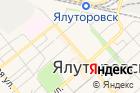 Галина на карте