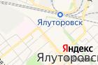 Ялуторовское станичное казачье общество на карте