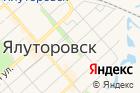 Кадастровая палата поТюменской области на карте