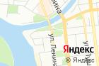 АвиаЭкспресс на карте