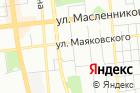Мастерская наулице Маяковского на карте