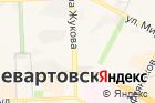 Городская библиотека №6 на карте