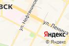 СибАДИ, Сибирская государственная автомобильно-дорожная академия на карте