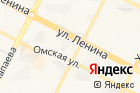 Шейпинг-клуб на карте