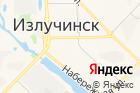Излучинская управляющая компания на карте