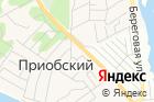 Кудряшовский отдельный пост на карте