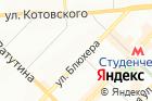 Творческая мастерская парикмахерского искусства парикмахерского искусства на карте