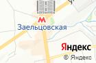 Алтай-West на карте