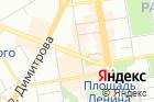 Новосибирский городской драматический театр подруководством Сергея Афанасьева на карте