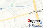 Кропоткинский на карте