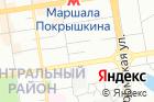 Международный юридический центр на карте
