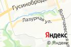 Акваклуб Ирины Годзенко на карте