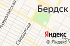 Бердский межрайонный отдел поборьбе сорганизованной преступностью на карте