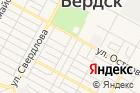 Магазин ритуальных услуг на карте