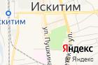 Парким.И.В. Коротеева на карте