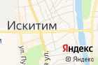 СибУПК, Сибирский университет потребительской кооперации на карте