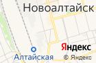 Федерация Ушу Алтайского края на карте