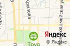 Томские строители на карте