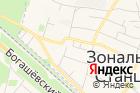 Администрация Зональненского сельского поселения на карте
