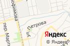 Афродита на карте
