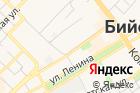 Лингва на карте