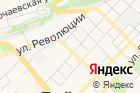 Салон ритуальных услуг на карте