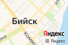 Автостоянка наулице Ленина на карте