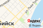 Бийский гос€дарственный м€зыкальный колледж на карте