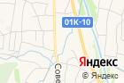 Алтайский территориальный ресурсный центр, АлтГТУ на карте