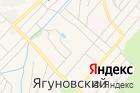 Ягуновский на карте
