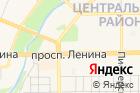 Кемеровский государственный цирк на карте