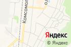 Городское бюро недвижимости на карте