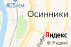 Агентство риэлторских июридических услуг Кузбасский жилищный центр на карте
