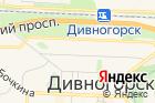 Дивногорский медицинский техникум на карте