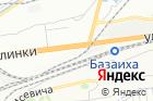 Антара Красноярск на карте