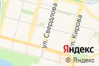 Скороход на карте