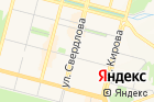 Бамбино на карте