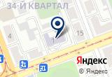 «AKZO KOLOUR» на Яндекс карте
