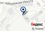 «Транспарк, ООО, специализированная стоянка» на Яндекс карте