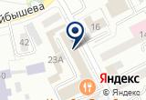 «БИС Товары и Услуги» на Яндекс карте