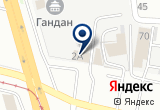 «Абордаж ЭВАКУАТОР В УЛАН-УДЭ С Краном, ГРУЗОПЕРЕВОЗКИ» на Яндекс карте