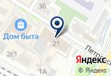 «ТД Петровский» на Yandex карте
