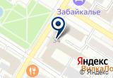 «Забайкальская Железная Дорога - филиал Российские Железные Дороги» на Yandex карте