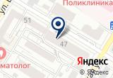 «Сибинтертелеком» на Yandex карте