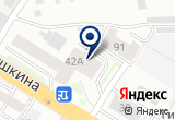 «Такси XXI век» на Yandex карте