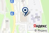 «Оракул» на Яндекс карте
