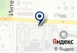 «Ливневые сети» на Яндекс карте