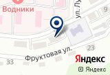 «Находка-Портбункер, ООО» на Яндекс карте Санкт-Петербурга
